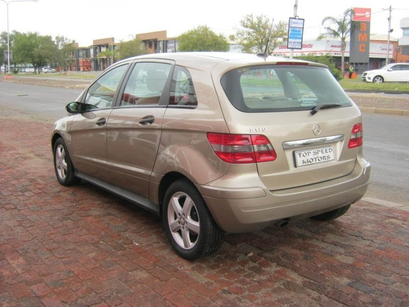 Used mercedes benz b class b 170 a t for sale in gauteng for Mercedes benz b class 2007