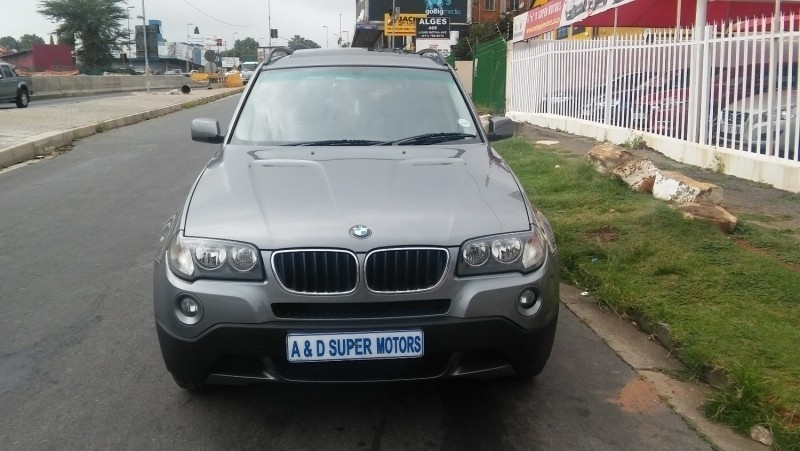 used bmw x3 a t for sale in gauteng id 3011754. Black Bedroom Furniture Sets. Home Design Ideas