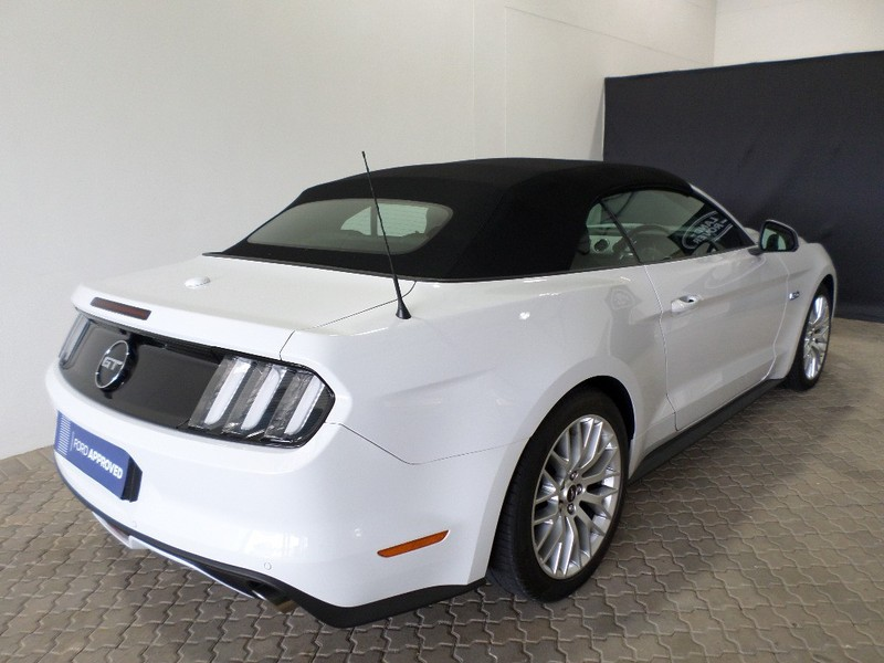 used ford mustang 5 0 gt convertible auto for sale in western cape id 3012790. Black Bedroom Furniture Sets. Home Design Ideas