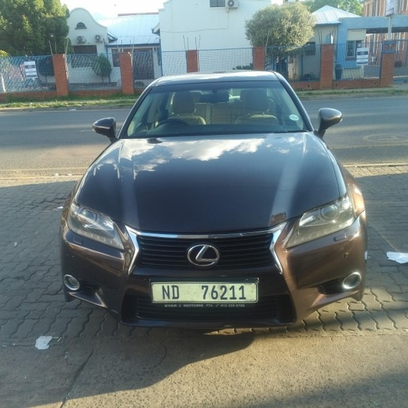 Used Lexus Is350: Used Lexus GS 350 EX Auto For Sale In Gauteng