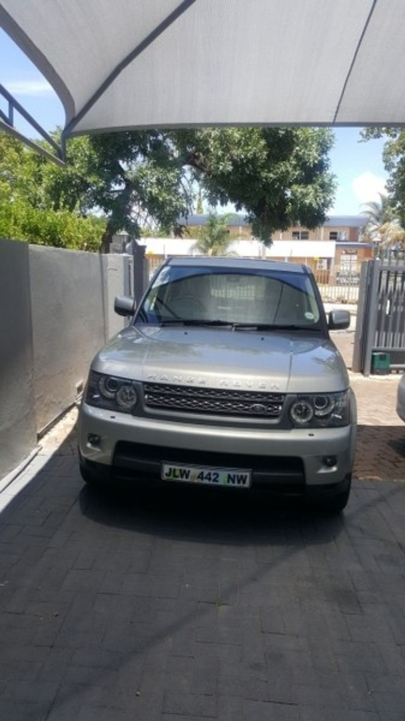 used land rover range rover sport 3 6 tdv8 for sale in north west province id 3014934. Black Bedroom Furniture Sets. Home Design Ideas