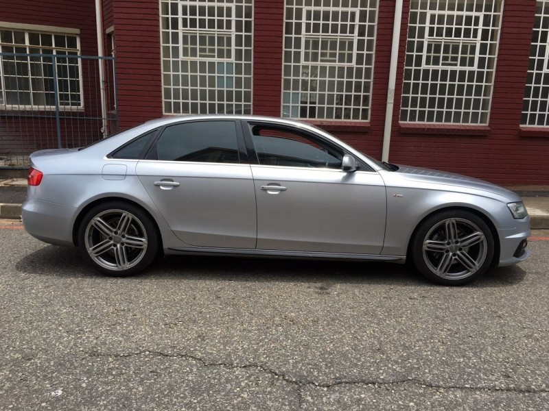 Used audi a4 2 0 tdi stronic b9 for sale in gauteng for Mercedes benz b9 service