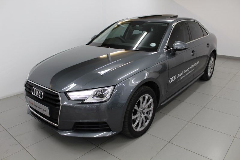 Used audi a4 2 0 tdi stronic b9 for sale in kwazulu for Mercedes benz b9 service
