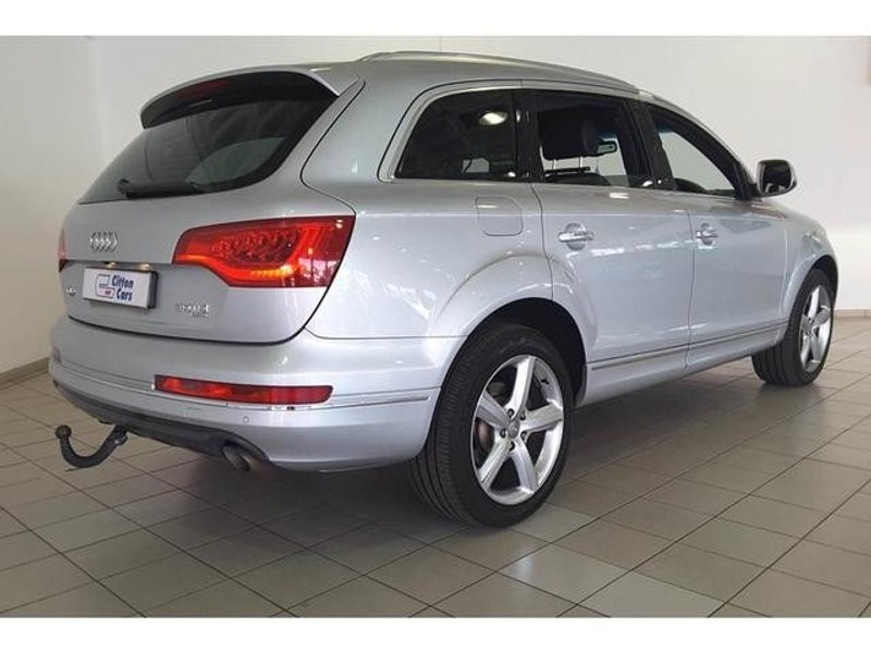 used audi q7 3 0 tdi v6 quattro tip for sale in gauteng id 3016964. Black Bedroom Furniture Sets. Home Design Ideas