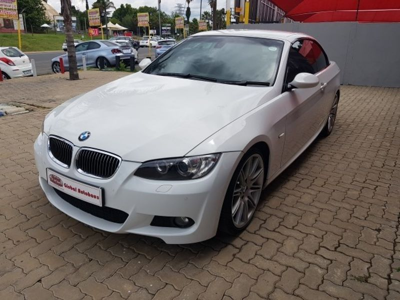 used bmw 3 series 330i convert sport a t e93 for sale in gauteng id 3018268. Black Bedroom Furniture Sets. Home Design Ideas