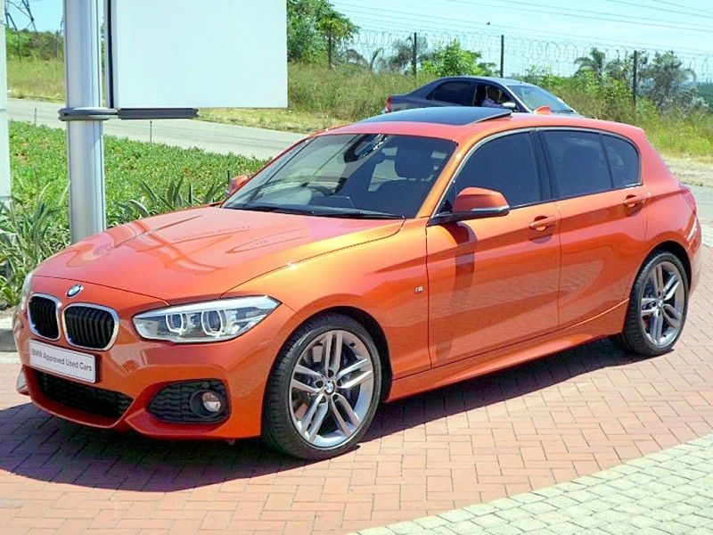 used bmw 1 series 125i m sport 5dr auto f20 for sale in kwazulu natal id 3018730. Black Bedroom Furniture Sets. Home Design Ideas