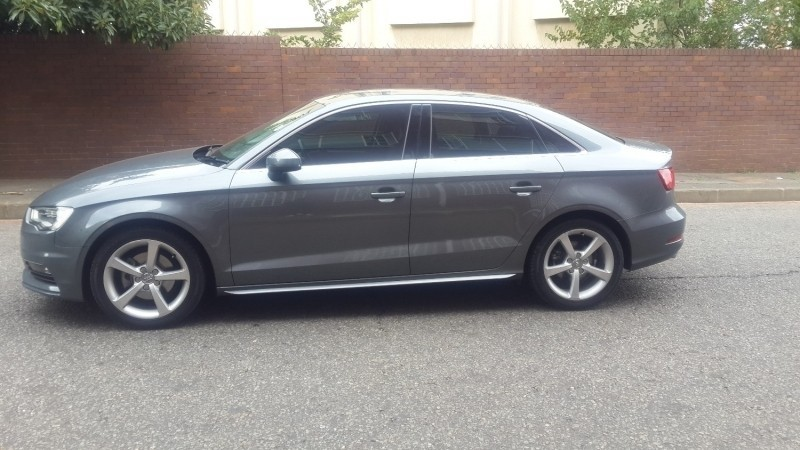 used audi a3 1 0 tfsi stronic for sale in gauteng id 3020844. Black Bedroom Furniture Sets. Home Design Ideas