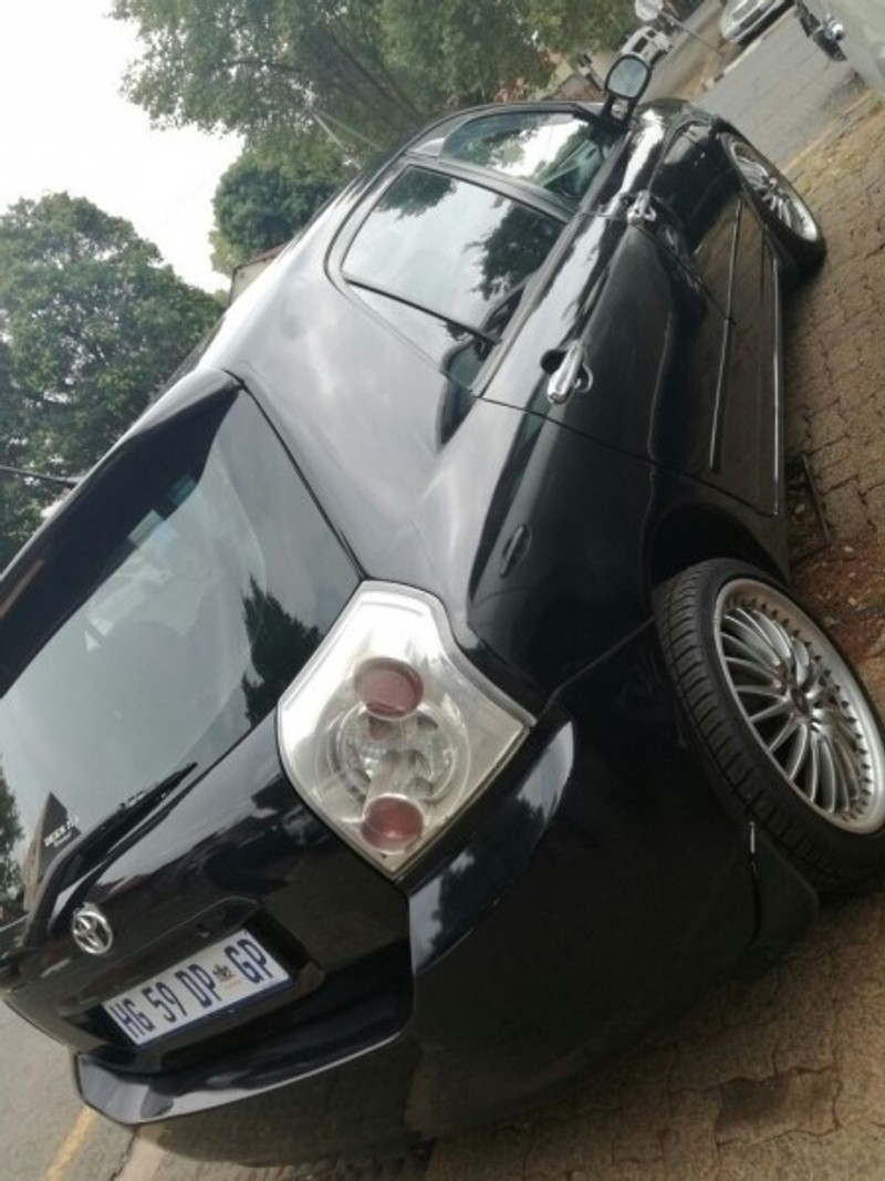 used toyota runx cash only for sale in gauteng id 3021106. Black Bedroom Furniture Sets. Home Design Ideas