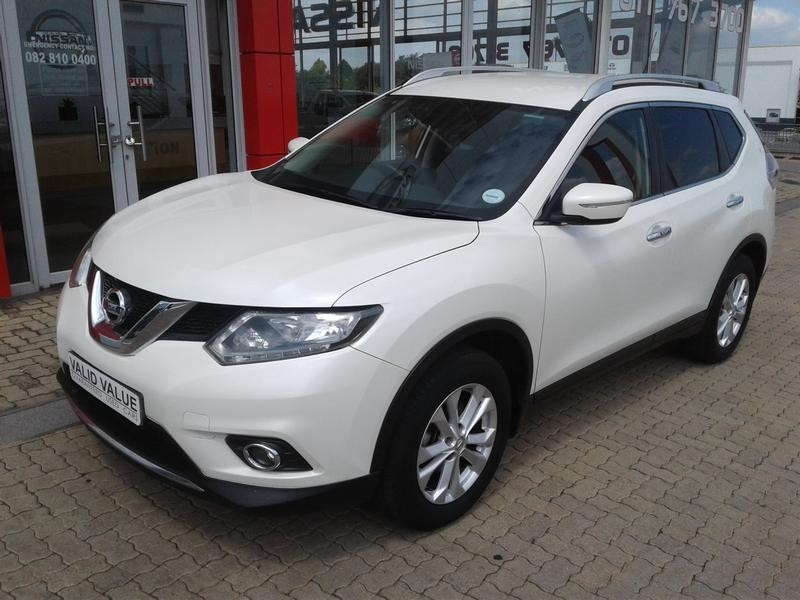 used nissan x trail 2 5 acenta 4x4 cvt for sale in gauteng id 3023096. Black Bedroom Furniture Sets. Home Design Ideas