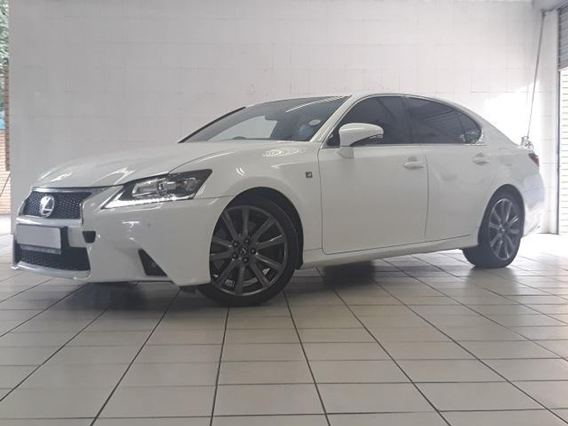 used lexus gs 350 f sport for sale in gauteng id 3023324. Black Bedroom Furniture Sets. Home Design Ideas