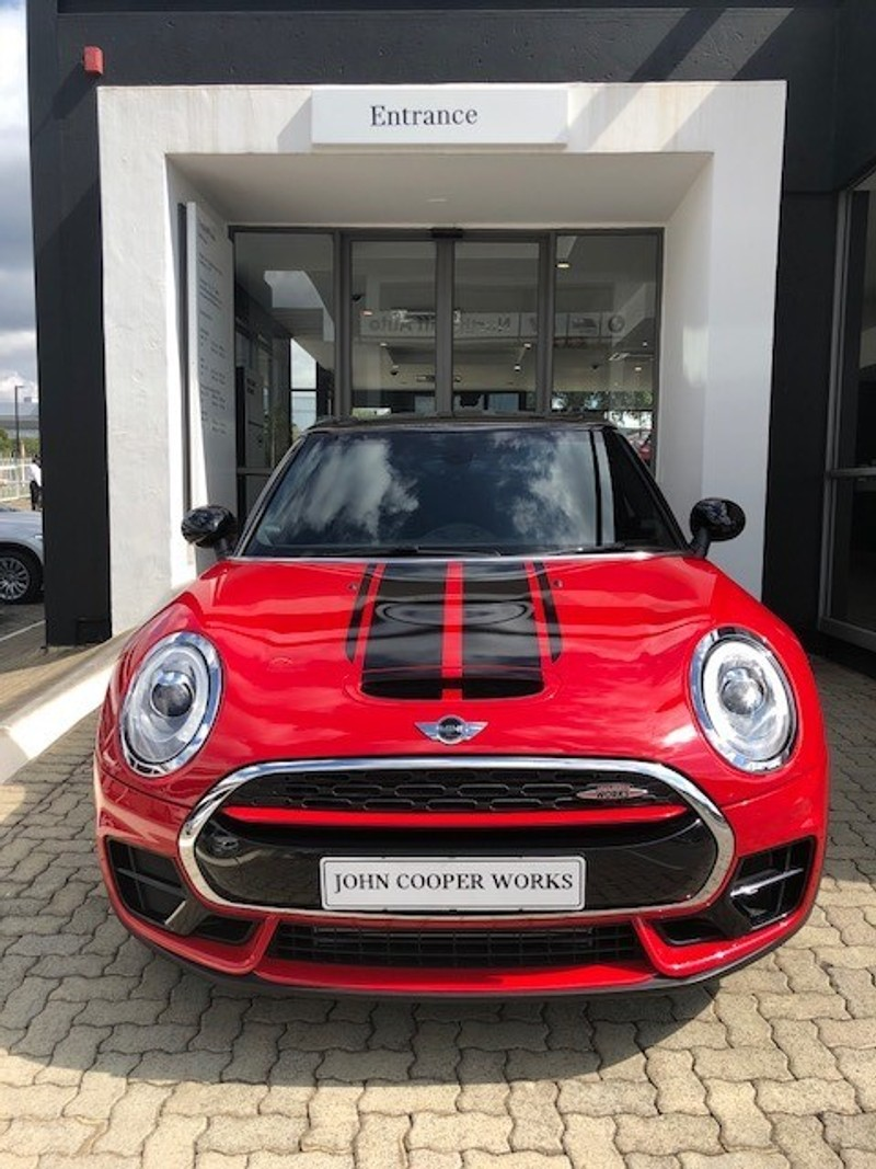 used mini cooper jcw clubman auto for sale in gauteng id 3024038. Black Bedroom Furniture Sets. Home Design Ideas