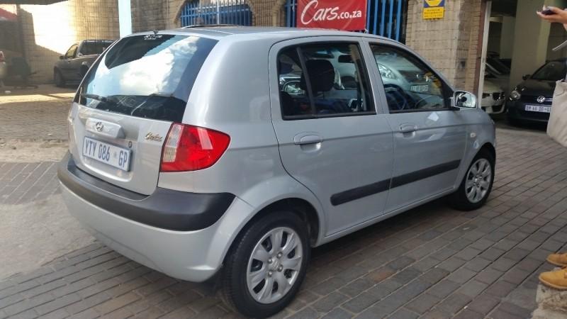 Used Hyundai Getz 1 4 For Sale In Gauteng Cars Co Za Id