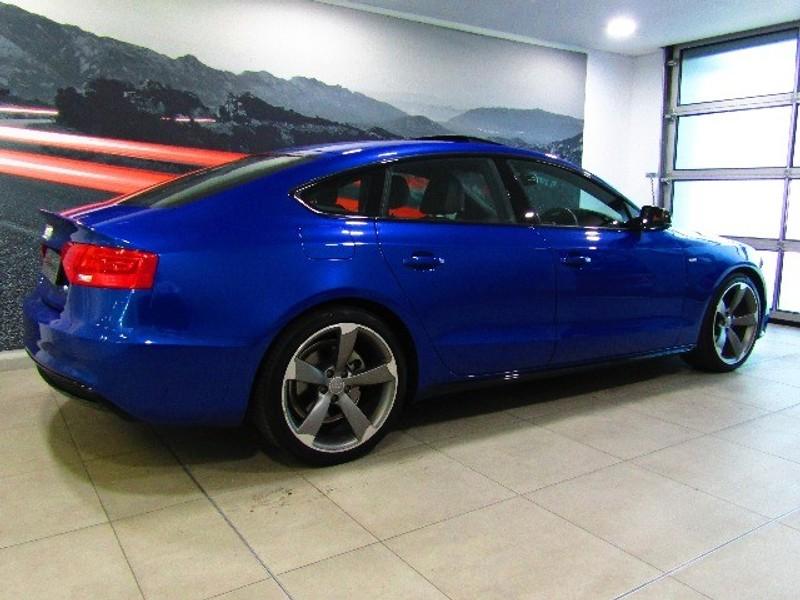 Used Audi A5 Sprtback 2 0 Tdi Multi For Sale In Kwazulu