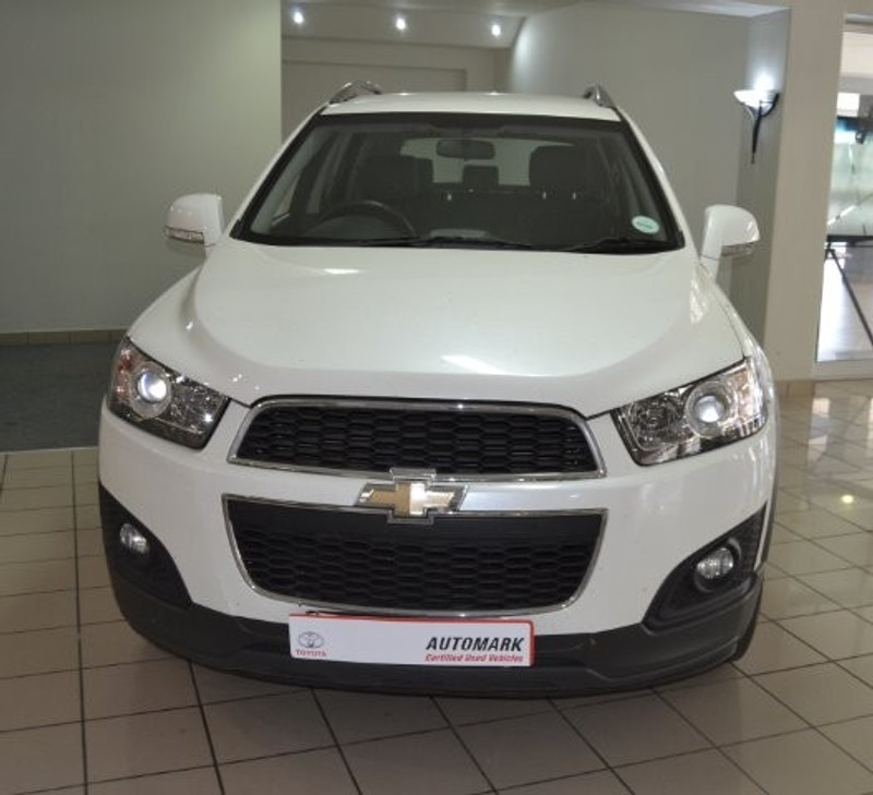 Used Chevrolet Captiva: Used Chevrolet Captiva 2.2D LT Auto For Sale In Western