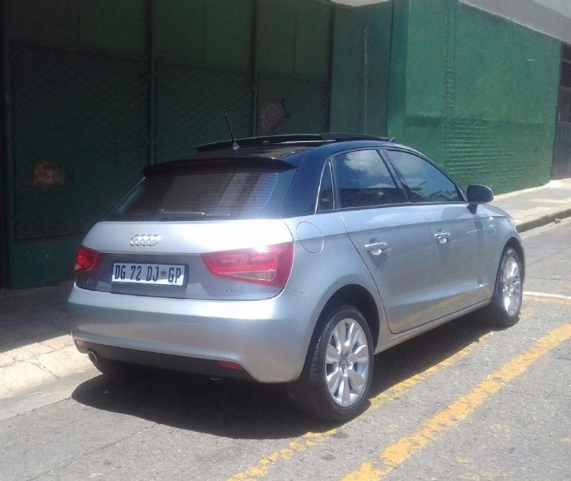 Audi a1 automatic for sale gauteng