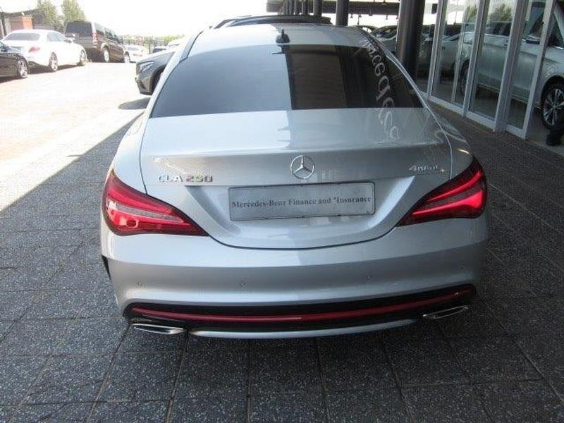 Used mercedes benz cla class 250 sport 4matic for sale in for Mercedes benz credit corp