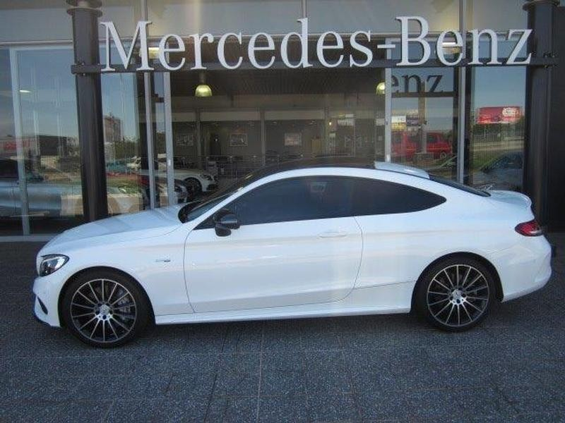 used mercedes benz c class amg c43 coupe for sale in gauteng id 3026700. Black Bedroom Furniture Sets. Home Design Ideas