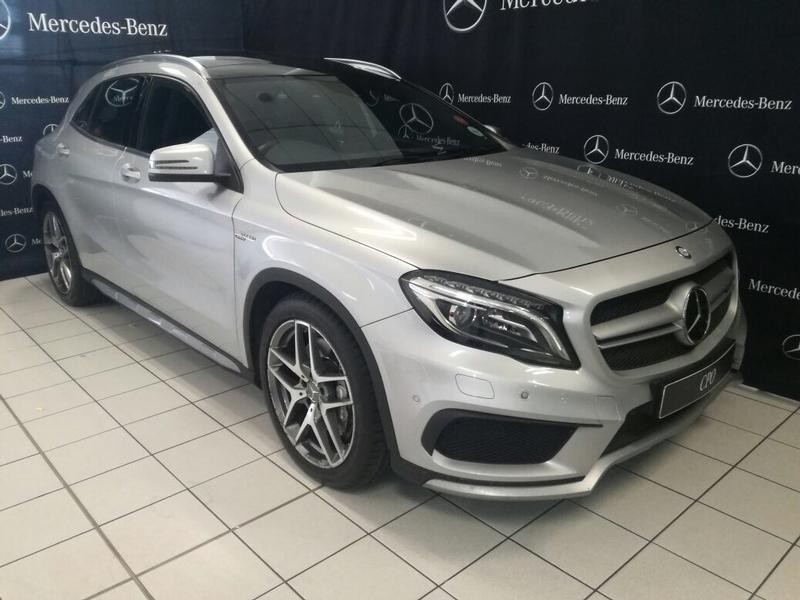 Used mercedes benz gla class 45 amg for sale in western for Mercedes benz claremont