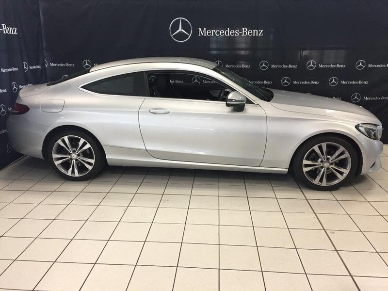 Used mercedes benz c class c220d coupe auto for sale in for 2017 mercedes benz c300 coupe for sale