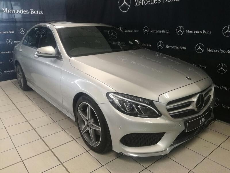 Used mercedes benz c class c220 bluetec amg line auto for for Mercedes benz claremont