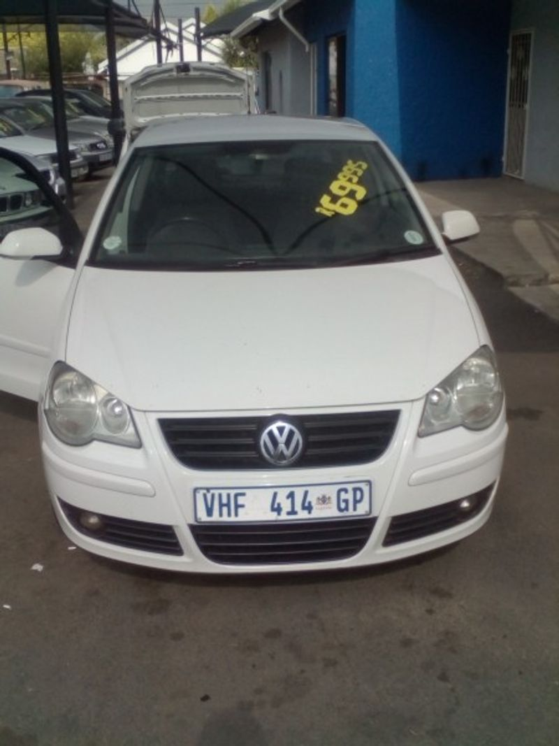 used volkswagen polo 1 9 tdi sportline for sale in gauteng id 3027110. Black Bedroom Furniture Sets. Home Design Ideas