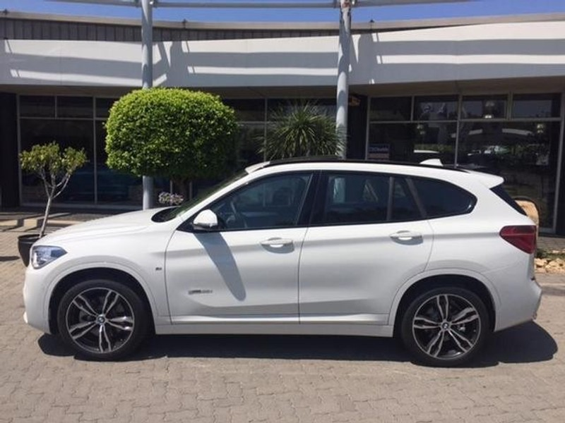 Used Bmw X1 Sdrive20i M Sport Auto For Sale In Gauteng