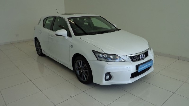 used lexus ct 200h f sport 5dr for sale in gauteng id 3028122. Black Bedroom Furniture Sets. Home Design Ideas