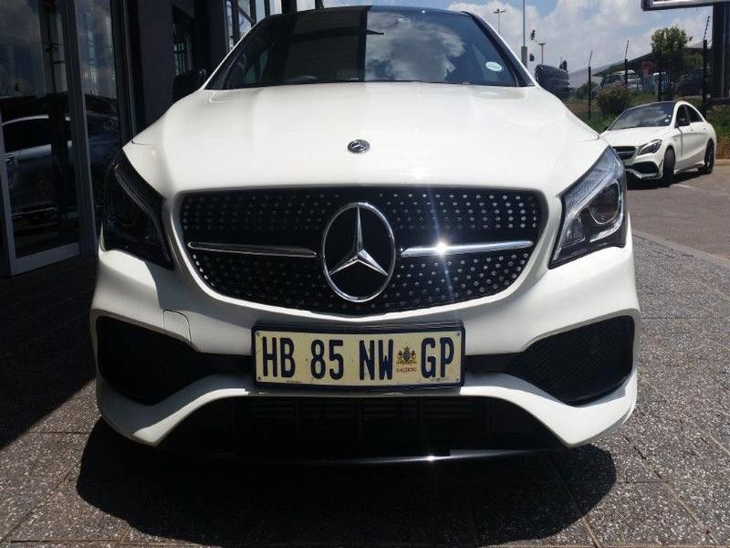 used mercedes benz cla class 200d amg auto for sale in gauteng id 3029004. Black Bedroom Furniture Sets. Home Design Ideas