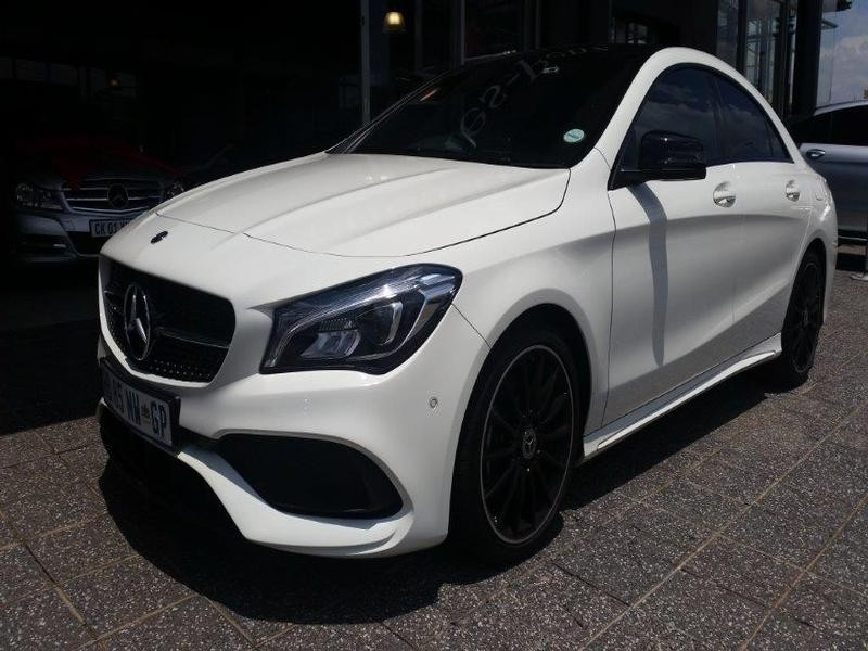 Used mercedes benz cla class 200d amg auto for sale in for Mercedes benz cla amg for sale
