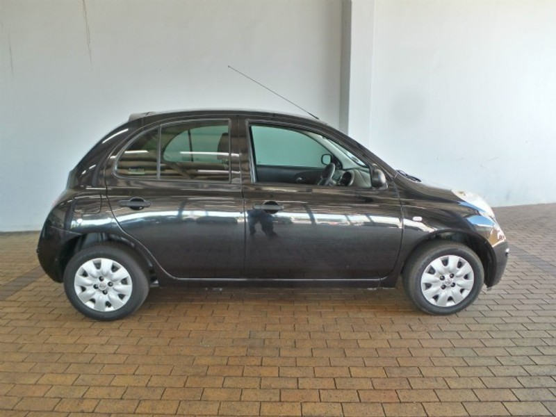 used nissan micra 1 4 visia 5dr d62 73 for sale in kwazulu natal id 3029452. Black Bedroom Furniture Sets. Home Design Ideas