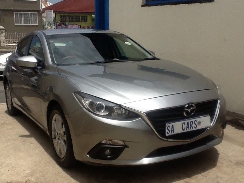 used mazda 3 1 6 dynamic 5 door for sale in gauteng id 3030044. Black Bedroom Furniture Sets. Home Design Ideas