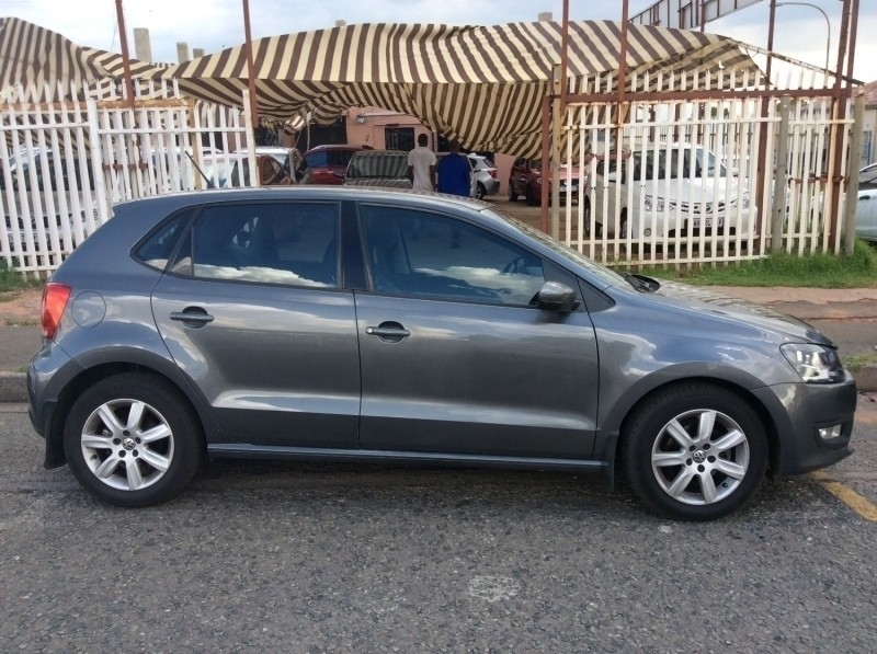 Used Volkswagen Polo 1 6 Comfortline With Leather Interior For Sale In Gauteng Id