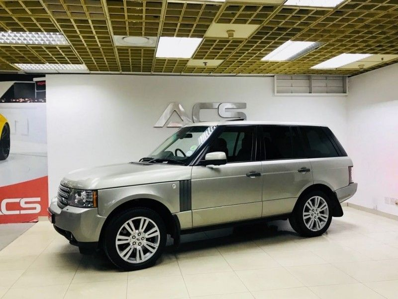used land rover range rover vogue 4 4 sdv8 se big body fully loaded for sale in gauteng cars. Black Bedroom Furniture Sets. Home Design Ideas