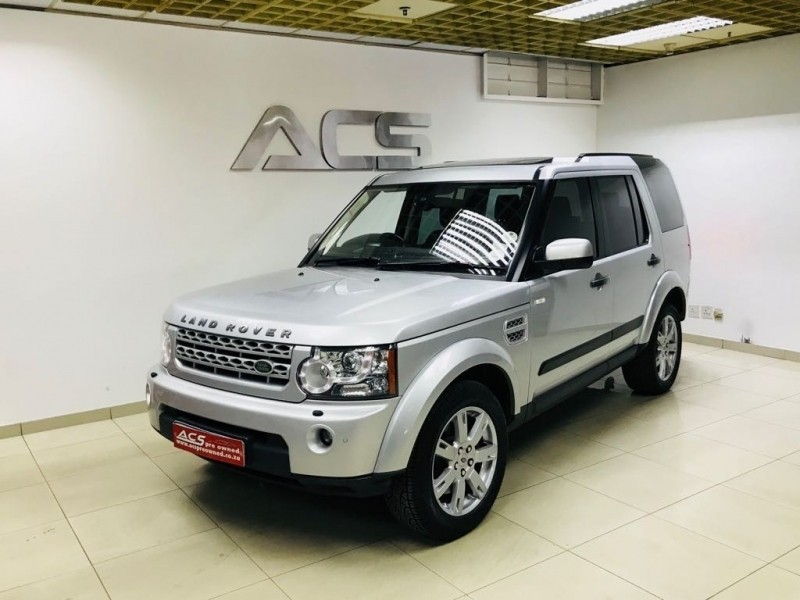 used land rover discovery 4 3 0 sdv6 se auto 7 seater fsh for sale in gauteng id. Black Bedroom Furniture Sets. Home Design Ideas