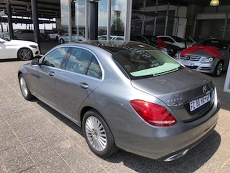 Used Mercedes Benz C Class C220 Bluetec Exclusive Auto For