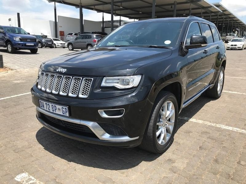 used jeep grand cherokee 3 6 summit for sale in gauteng id 3031194. Black Bedroom Furniture Sets. Home Design Ideas