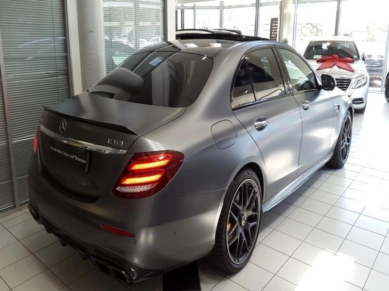 used mercedes benz e class amg e63 s 4matic for sale in western cape id 3031198. Black Bedroom Furniture Sets. Home Design Ideas
