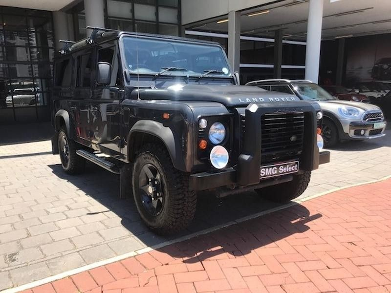 Used Land Rover Defender 110 2.2d S/w for sale in Kwazulu Natal ...