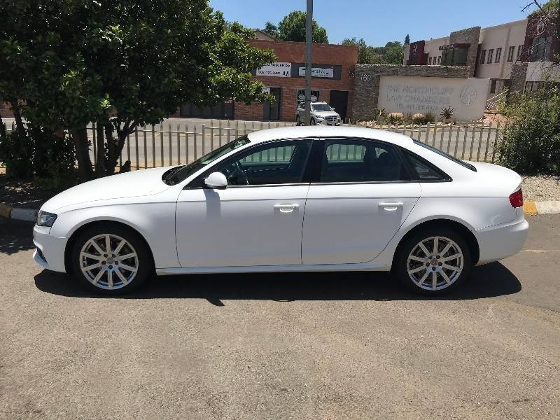 used audi a4 ambition multi b8 for sale in gauteng. Black Bedroom Furniture Sets. Home Design Ideas