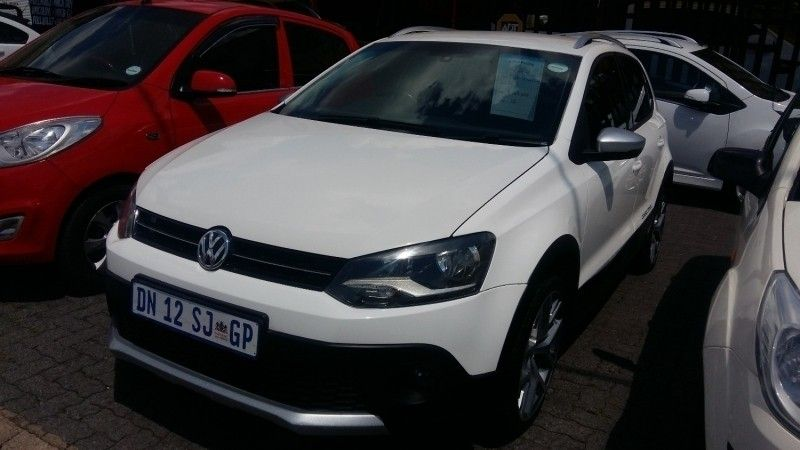 used volkswagen polo cross 1 2 tsi for sale in gauteng id 3032280. Black Bedroom Furniture Sets. Home Design Ideas
