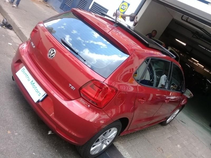 Used Volkswagen Polo 1 2tsi Highline For Sale In Gauteng