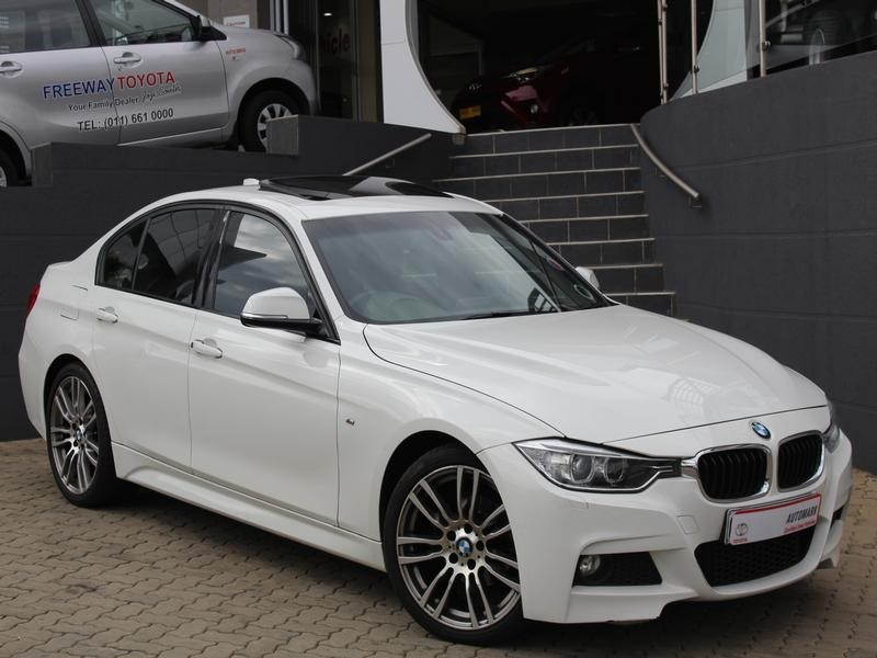 used bmw 3 series 320i m sport line a t f30 for sale in gauteng id 3033560. Black Bedroom Furniture Sets. Home Design Ideas
