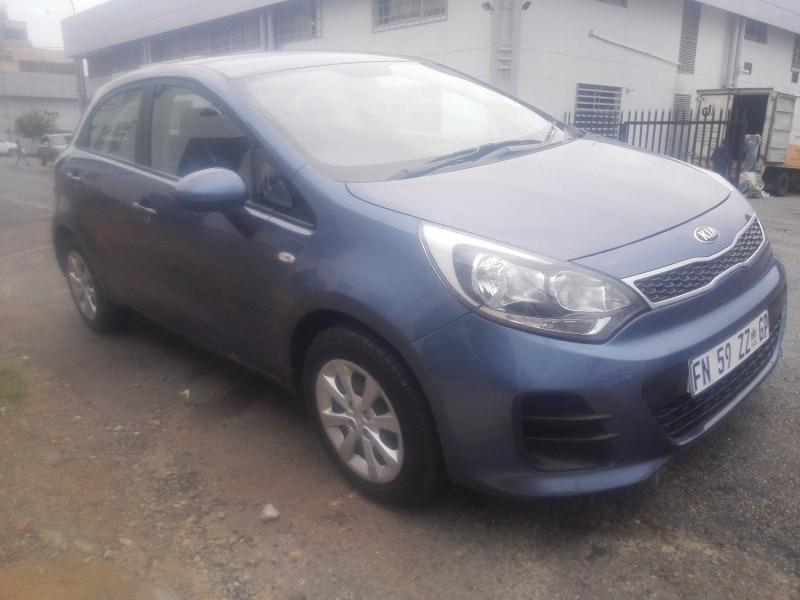 Used Kia Rio 1 4 5dr For Sale In Gauteng Cars Co Za Id