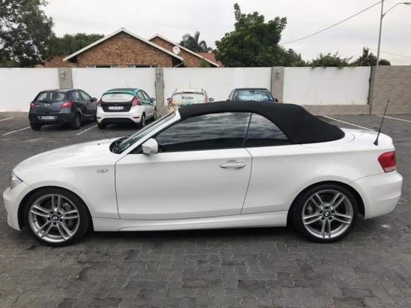 used bmw 1 series 135i convertible at for sale in gauteng