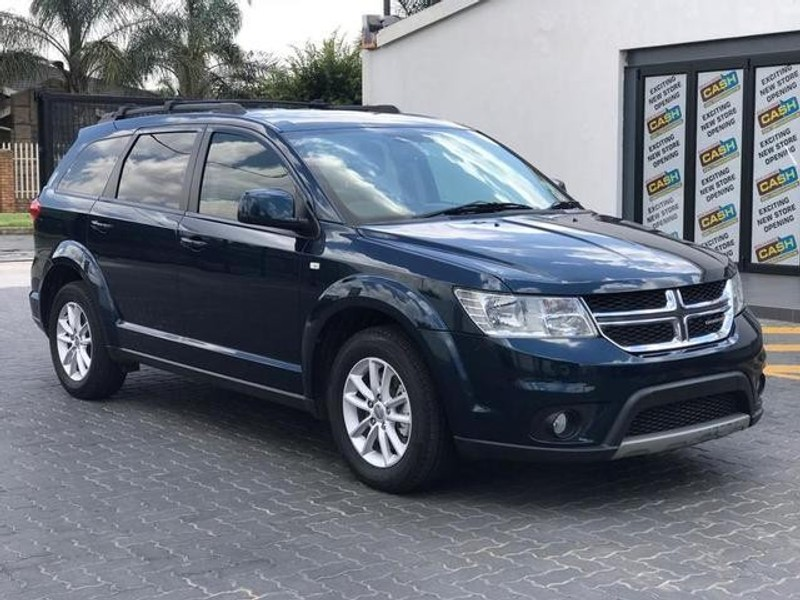 used dodge journey 3 6 v6 sxt a t for sale in gauteng id 3033966. Black Bedroom Furniture Sets. Home Design Ideas