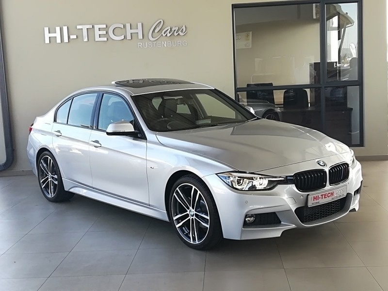 Used Bmw 3 Series 320i Edition M Sport Shadow Auto For Sale In North West Province Cars Co Za