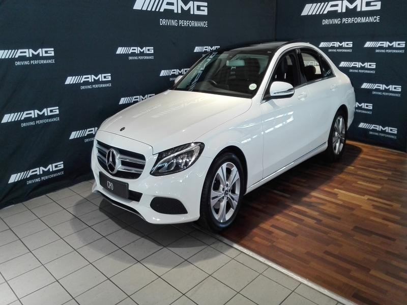 Used Mercedes Benz C Class C180 Avantgarde Auto For Sale