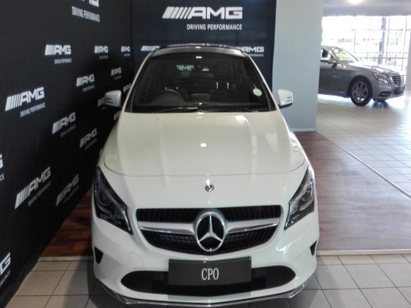 Used Mercedes Benz Cla Class 200 Urban Auto For Sale In Western Cape Cars Co Za Id 3034646