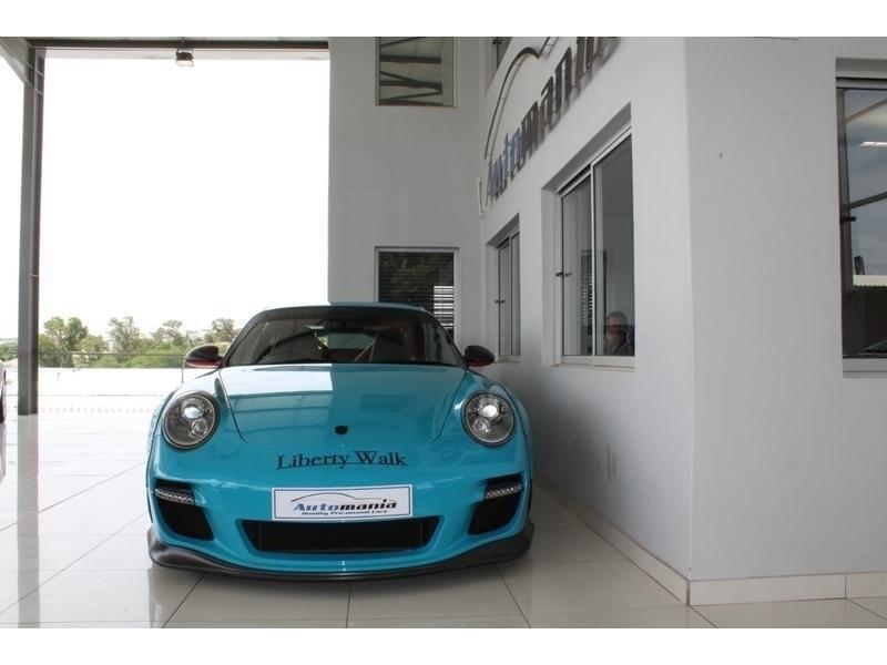 Used Porsche 911 2011 Porsche 911 Turbo S Liberty Walk For
