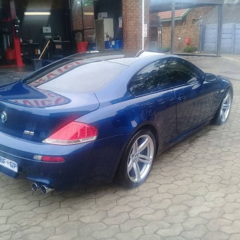 Used BMW M6 M6 Gran Coupe M-DCT For Sale In Gauteng
